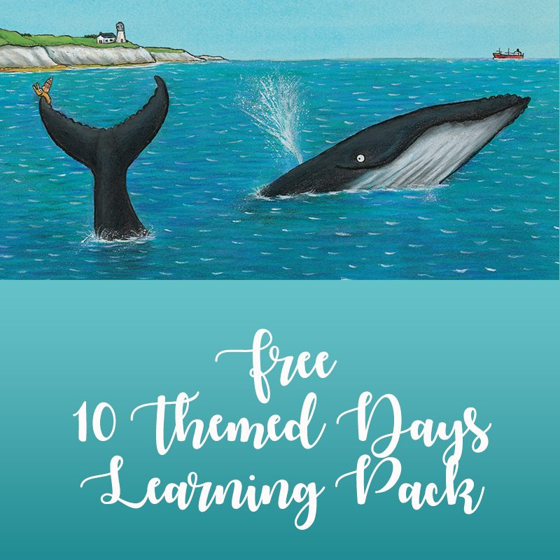 themed days learning pack